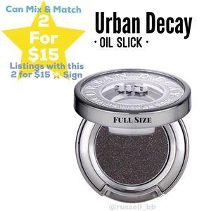 Urban Decay Eyeshadow • Oil Slick •